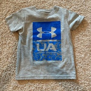 Under Armour T-shirt Size 2T